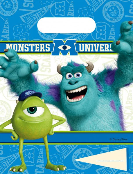 Partytüten Monsters University