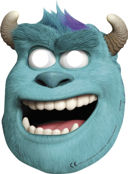 Partymasken Monsters University