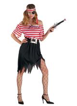 Piratinkostüm Freubeuterinkostüm Piratin