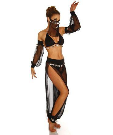 Bauchtanz Kostüm 1001 Nacht Kostüm