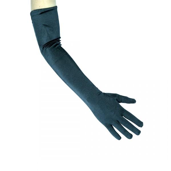 Revuehandschuhe Kostümhandschuhe 52cm