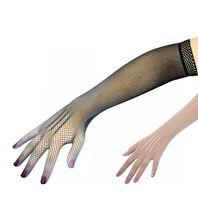 Handschuhe genetzt 45cm – Bild 3