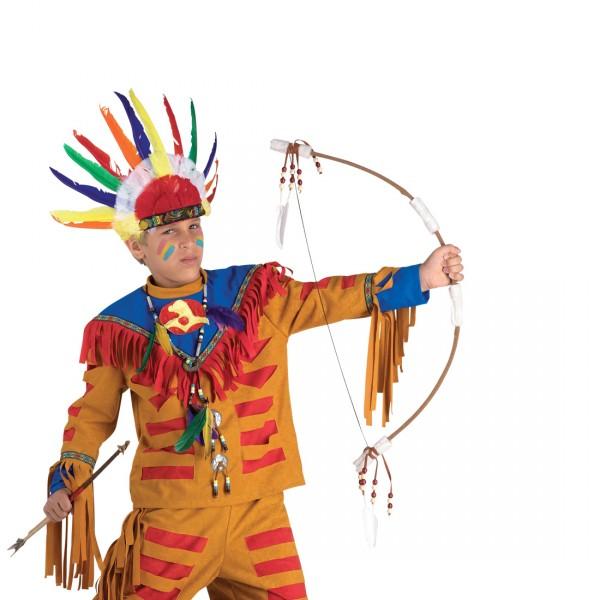 Indianer Pfeil und Bogen