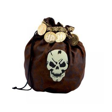 Piraten Handtasche Piratenbeutel Piratentasche