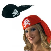 Piratenhut Piratenkappe Piratenbandana