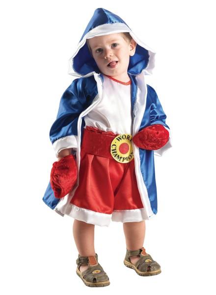 Kinderkostüm Boxer, Boxer Kostüm Jungen, Boxhandschuhe
