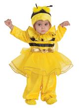 Baby Kostüm Biene, Kleinkinder Karnevalskostüm Biene