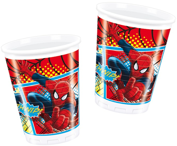 Partybecher Ultimate Spiderman