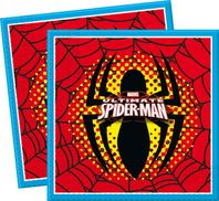 Partyservietten Ultimate Spiderman