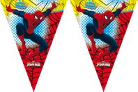 Partyflaggenbanner Ultimate Spiderman