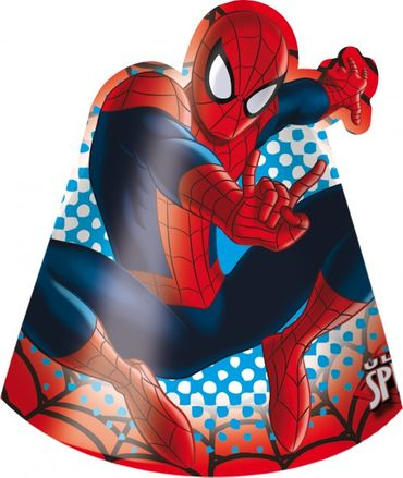 Partyhüte Ultimate Spiderman