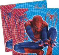 Partyservietten The Amazing Spiderman