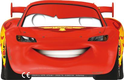 Partymasken Cars RSN
