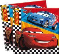 Partyservietten Cars RSN