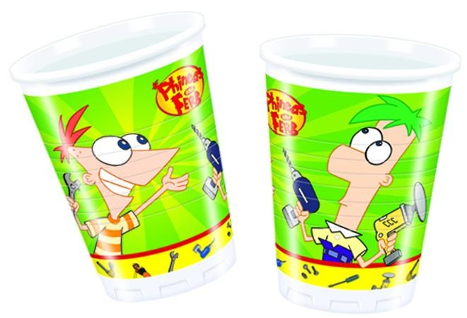 Partybecher Phineas And Ferb