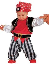 Baby Kostüm Pirat – Kinderkostüm Pirat, Piratenkostüm