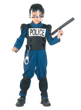 Polizistenkostüm Policekostüm Polizist