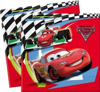 Partyservietten Cars 2