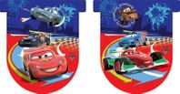 Partyflaggenbanner Cars 2