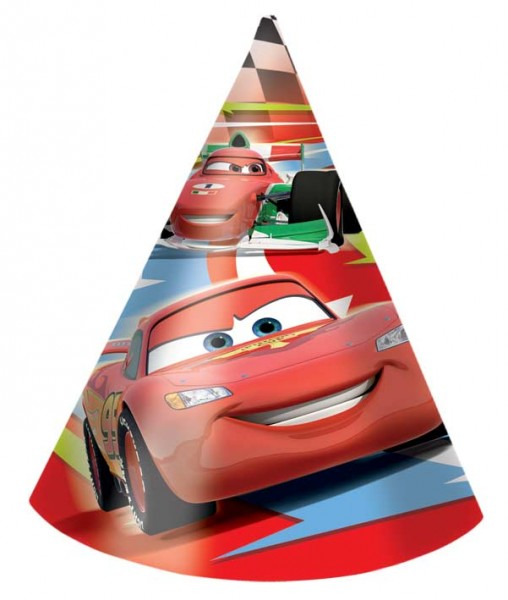Partyhüte Cars 2