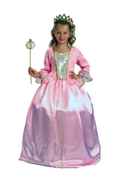Rosa Prinzessin Kostum Kinder Prinzessinnenkostum Edel
