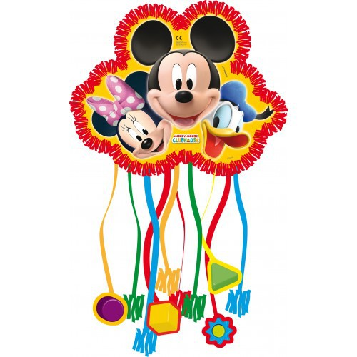 Partypinata Playful Mickey Mouse