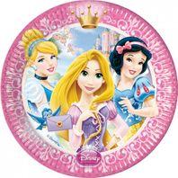 Partyteller 20cm Princess Glamour