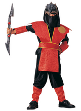 Ninjakostüm Kinderkostüm Ninja Asiakostüm