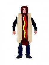 Hotdog Kostüm – Ganzkörperkostüm Hotdog – Walking-Act