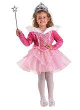 Prinzessinnen Kostüm Kind kurz, Kinderkostüm Prinzessin