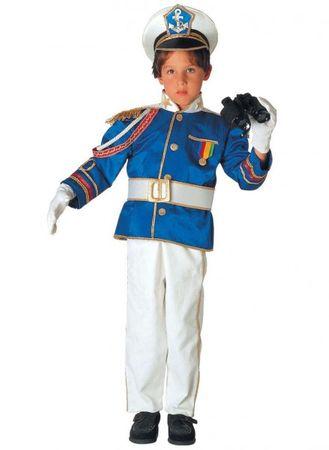 Admiral General Kostüm Major Uniform