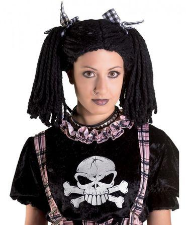 Gothicperücke Gothicgirl Perücke