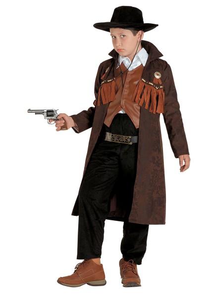 Cowboykostüm Westernkostüm Westernheld Revolverheld