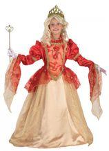 Prinzessinkostüm edle Dame Kinderkostüm Prinzessin