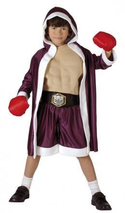 Kinderkostüm Boxerkostüm Boxer Ricky deluxe