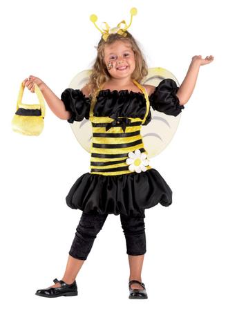 Bienchenkostüm Bienenkostüm Kinderbienenkostüm Faschingskostüm Karnevalskostüm
