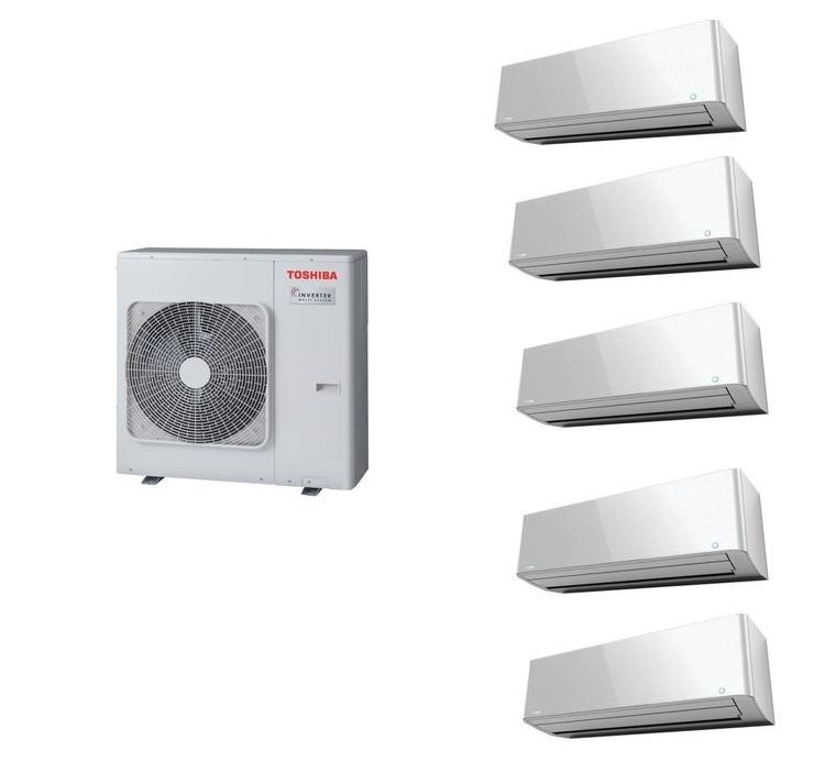 Toshiba Multi-Split Systeme
