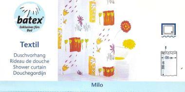 Duschvorhang Milo 78329  BxH 120x200 cm