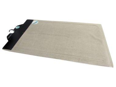 Badteppich Excellence taupe 70x120 cm von Batex