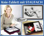 Knie Tablett Katze Knietablett Frühstückstablett Betttablett Laptoptisch Laptop von WENKO 001