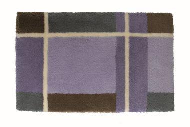 Badteppich Cora lavendel 60x100cm von Nicol