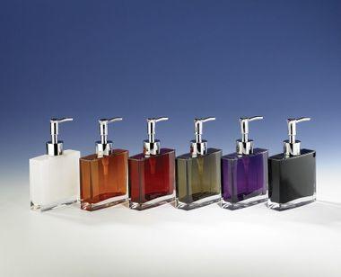 Seifenspender Flakon in 6 verschiedenen Farben