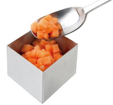 Schaumspeiseform -Trapez- Mousseform Dessertring