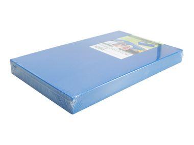 PE-Kunststoff-Schneidebrett GN 1/2 in blau 50 mm stark  – Bild 1
