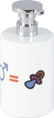 Seifenspender VITAMIN Pumpspender Keramik