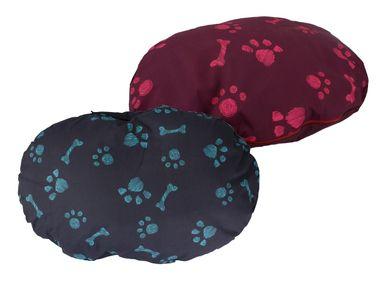 Liegekissen GRIFOND RED Hundekissen Hundebett