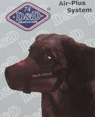D&D Dream and Dare Maulkorb Nylon schwarz