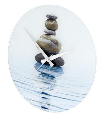 Wanduhr Meditation von WENKO – Bild 3