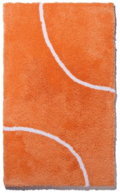 Badteppich DACAPO apricot  70 x 120 cm