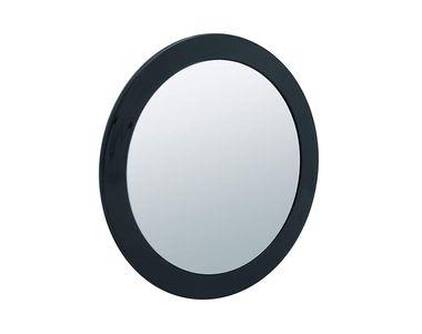 Aufsatzspiegel NELLY von SANWOOD 5-fache Vergrößerung Farbe: schwarz Kosmetikspiegel Schminkspiegel  – Bild 1